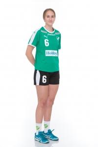 Michaela Bergholm
