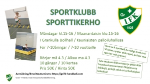 Sportklubb